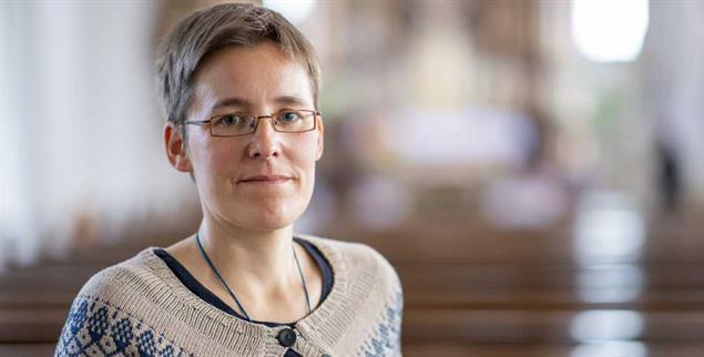 Fordert ein Umdenken in der Asylpolitik: Die Oberzeller Franziskanerin Juliana Seelmann (Foto: PA/DPA/Daniel Karmann)