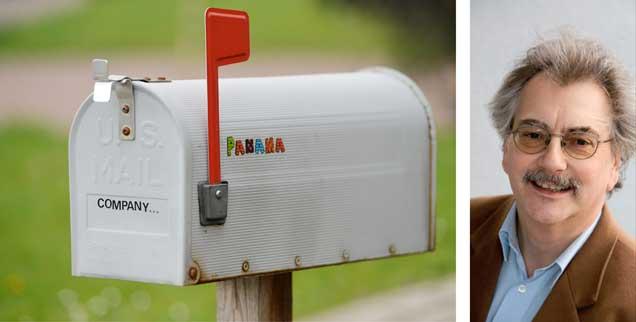 Es gibt Briefkastenfirmen in Panama: Dass das jetzt so viele Regierungen weltweit zu überraschen scheint, hält Ökonom Wolfgang Kessler (rechts) für gespielt. (Fotos: Privat; Pa/May)