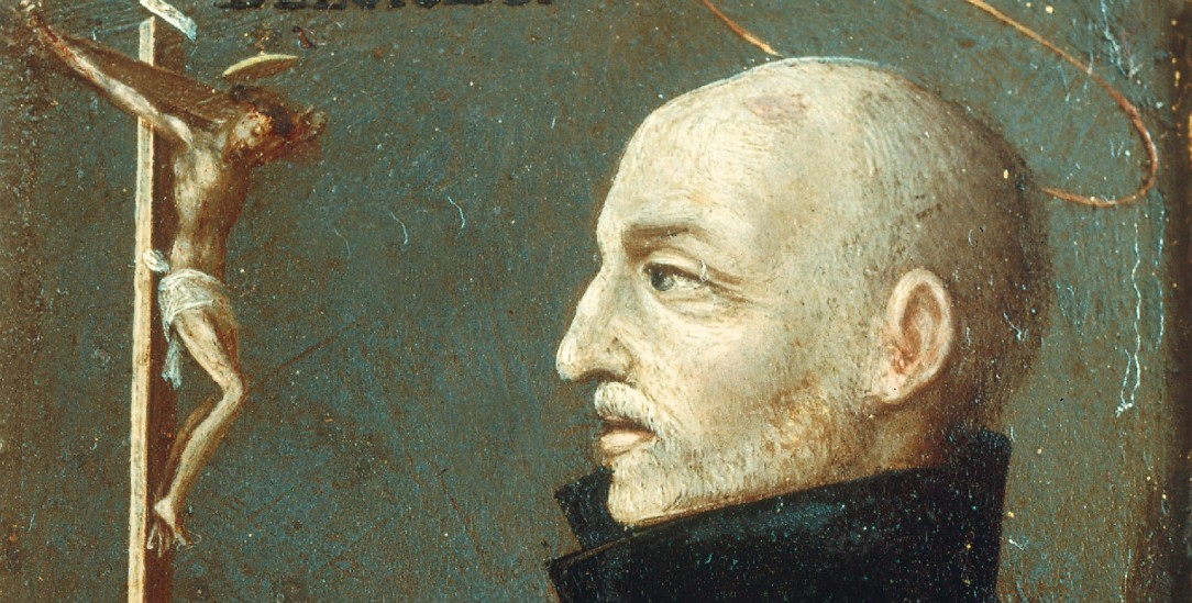 Entscheidung im Gespräch mit Gott: Ignatius von Loyola (Foto: pa/akg/Gilles Mermet)