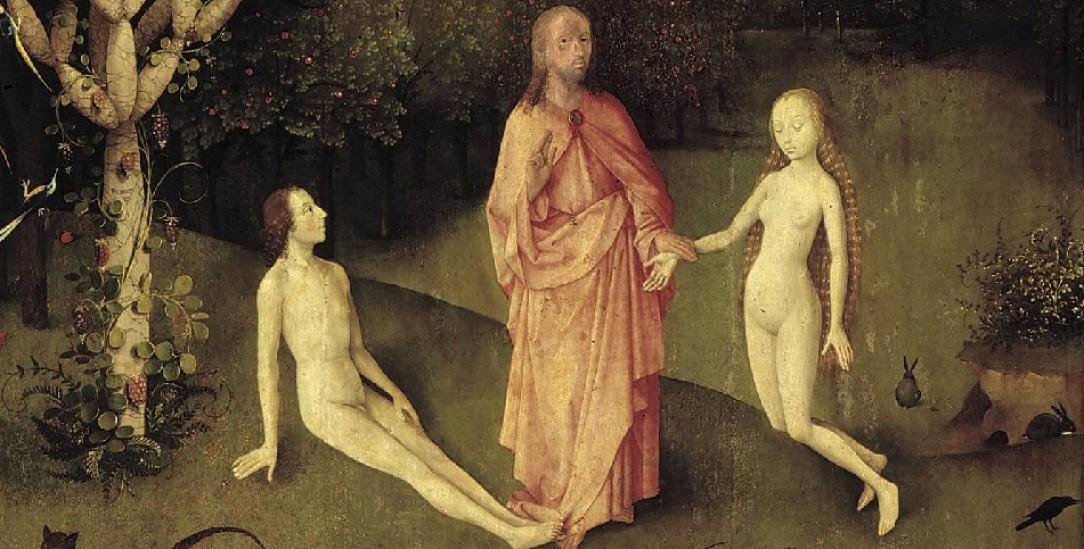 Gott erschafft den Menschen: Altarbild von Hieronymus Bosch (Foto:pa/akg-images)