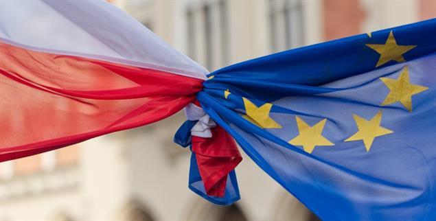 Urteil des polnischen Verfassungsgerichts: Zerreißprobe für die EU. (Foto: picture alliance/Hans Lucas)
