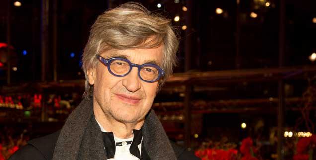 """Wim Wenders sagt über sich: """"Ich habe erst durch das Filmemachen gelernt, mich mitzuteilen."""" (Foto: pa/Boesl)"""