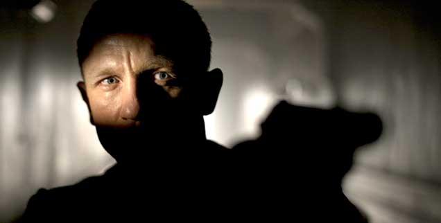 Geheimagent James Bond wird zwar immer mal tödlich getroffen, doch tot ist er deswegen noch lange nicht. Auferstehung ist sein Hobby. (Foto: pa/Sony)