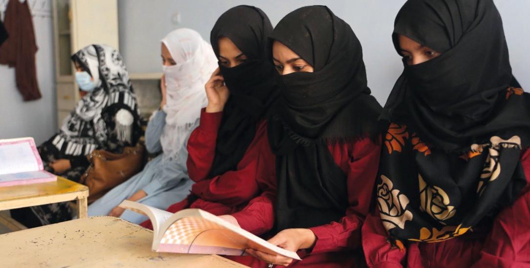 Taliban schließen Mädchen aus(Foto: PA/AA/Bilal Guler)