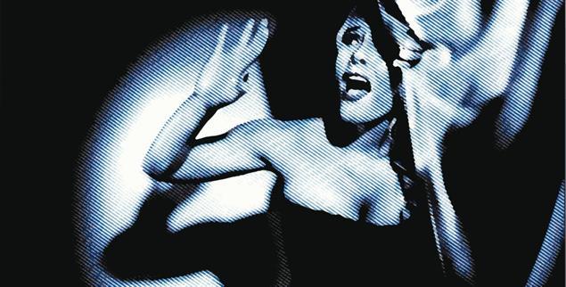 Der Tod einer schönen Frau ist ein beliebtes Motiv in der Kunst (Fotoillustration: iStock by Getty / GeorgePeters)
