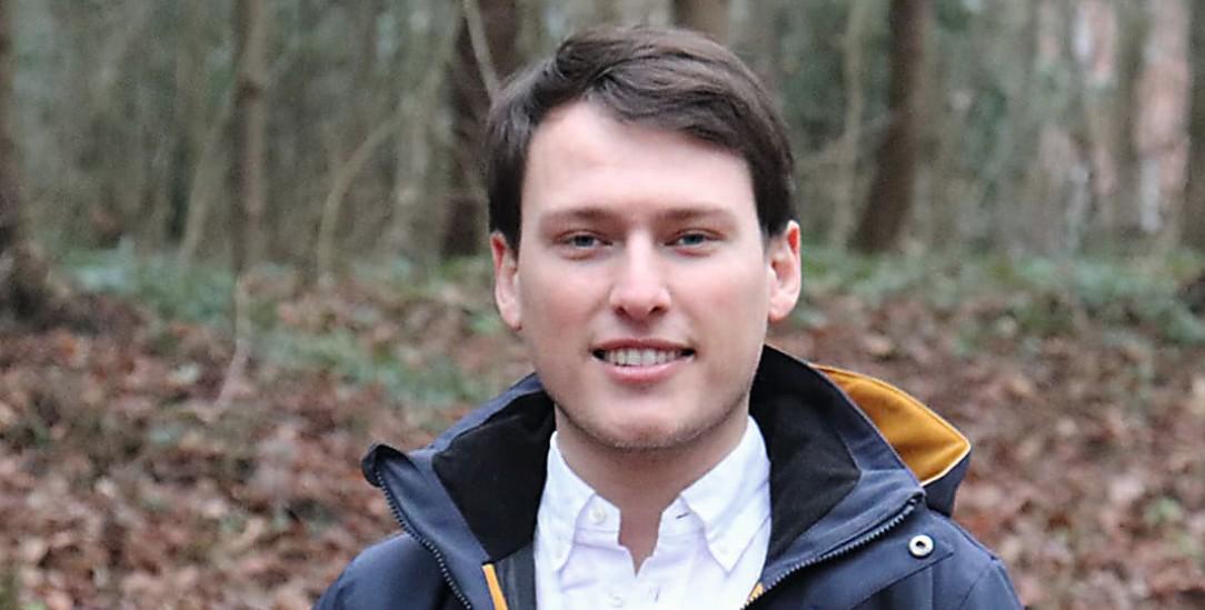 Ehrgeizig und dankbar: Der 27 Jahre alte Tarek Saad aus Kiel ist überzeugter Sozialdemokrat. Er studiert Politik- und Islamwissenschaft (Foto: privat)