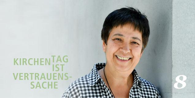 Seyran Ates, Rechtsanwältin und Gründerin einer liberalen Moschee-Gemeinde in Berlin, macht sich Gedanken: Wann hat der Kirchentag Zukunft?  (Foto: pa/zb/Jens Kalaene)