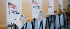 Wählen gehen in den USA: Ist Stimmenklau vorprogrammiert?  (Foto: istockphoto/hermosawave)