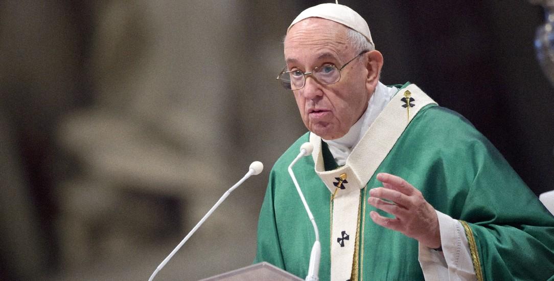 Am Ende entscheidet er: Papst Franziskus hat das letzte Wort. (Foto: Stefano Spaziani/Romano Siciliani/KNA)