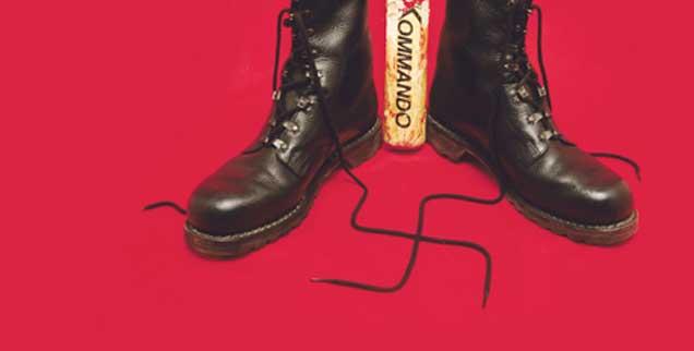 Rechtsextremismus in Deutschland: Das Problem ist tief in der Gesellschaft verankert. (Foto: pa/Stolt-McP/Bildagentur-online)