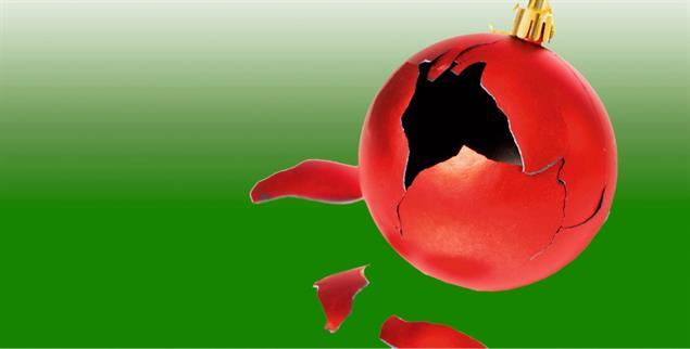 Zerbrochenes Weihnachtsglück? In einer Welt voller Gewalt ist der Zauber der Heiligen Nacht dringend nötig. Selbst wenn man ihn nur für kurze Zeit spürt ... (Foto: Brontazavra/Stock.Adobe.Com)