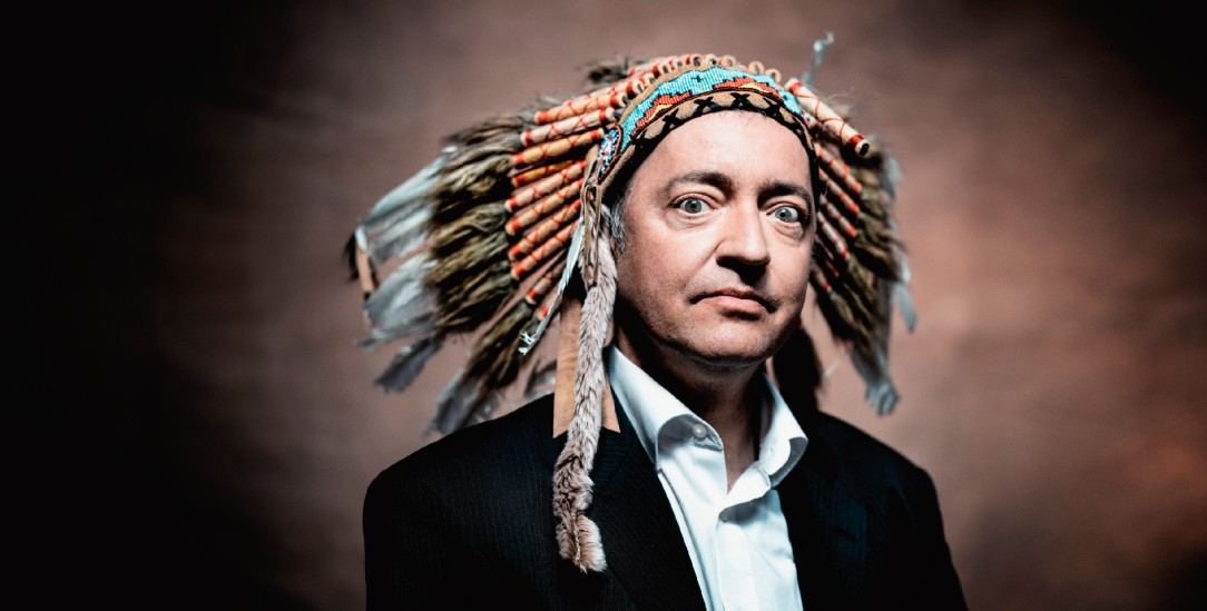 Mag Kopfbedeckungen: Rainald Grebe (Foto: Jim Rakete)