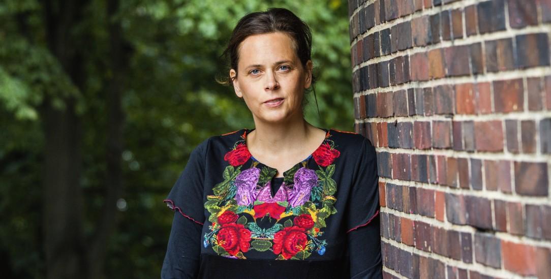 Mitglied im Betroffenenbeirat der EKD: Katharina Kracht (Foto: Tristan Vankann/Fotoetage)