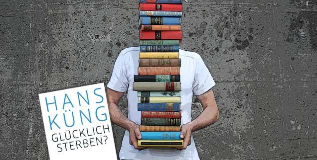 Über ein menschenwürdiges und selbstverantwortetes Sterben: Norbert Copray bespricht Hans Küngs provokantes Alterwerk »Glücklich sterben?« (Foto: luxuz:.photocase.de)