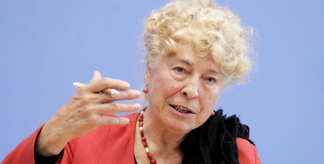 Gesine Schwan: »Der Glaube bewahrt auch vor Hybris« (Foto: pa/Schicke)