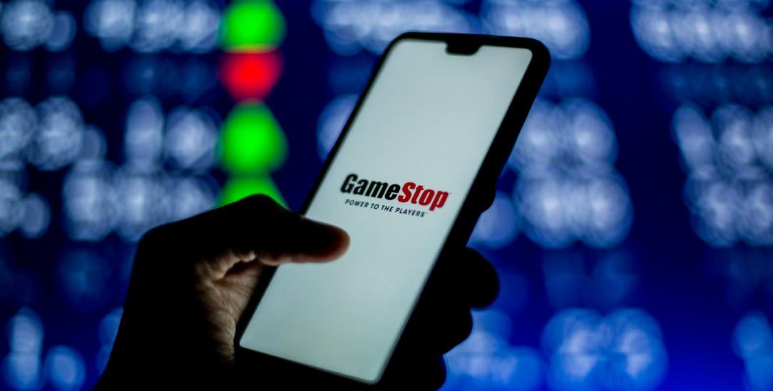 Spekulationsgeschäfte mit dem Unternehmen Gamestop (Foto: pa/Zumapress/Thiago Prudencio)