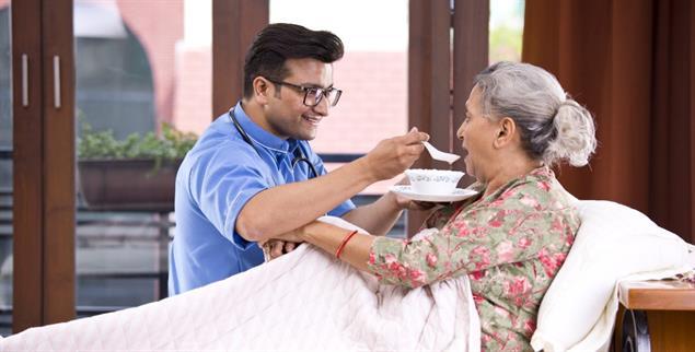 Verpasste Chance: Flächendeckender Tarifvertrag für Pfleger und Pflegerinnen kommt nicht (Foto:istockphoto/triloks)