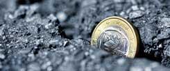 Der Euro, heilige Münze der europäischen Wirtschaftsunion: Was aber ist, wenn einzelne Mitgliedsstaaten sich hoch verschulden? Am Umgang mit Griechenland zeigt sich, wie schlecht die Idee des Schuldenerlasses verankert ist.  (Foto: pa/Chromorange/Ohde)
