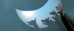 Wann haben wir zum ersten Mal Schattenspiele an die Wand geworfen und unsere Hände in Tiere verwandelt? (Foto: pa/dpa/Thomas Rensinghoff)