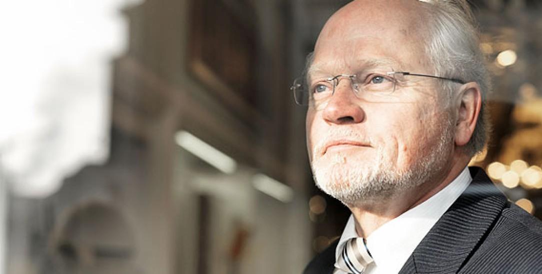 Thomas Wüppesahl: »Wenn unsere Leute erlebten, dass ihr Fehlverhalten Sanktionen zur Folge hätte, bräuchte es ein, zwei Jahre, dann würde sich schon deshalb ihr Verhalten auf der Straße und bei Ermittlungen verändern.« (Foto: Bühler)