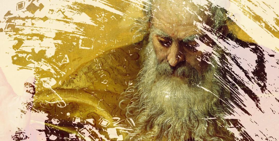 Das Bild von Gott als manchmal liebender und manchmal zornig prüfender Vater ist kaum geeignet, um Krisen wie die Covid-19-Pandemie religiös zu bewältigen. (Foto: akg-images / Joseph Martin (Gemälde von Paolo Veronese; istockphoto/subjob)