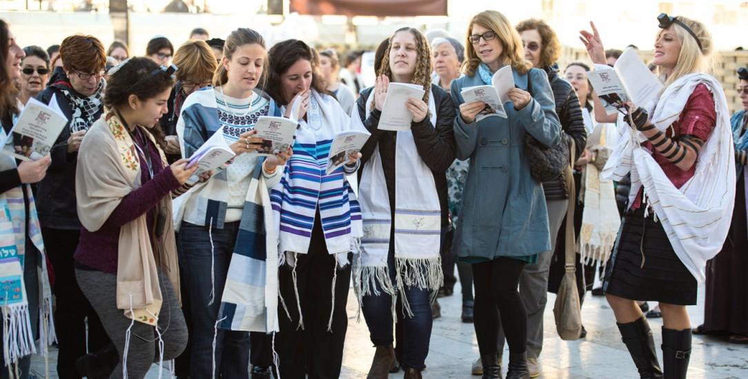 Weiblicher Widerstand gegen männliche Religion: Junge Jüdinnen der Initiative »Women of the Wall« an der Jerusalemer Klagemauer (Foto: pa/Shitrit)