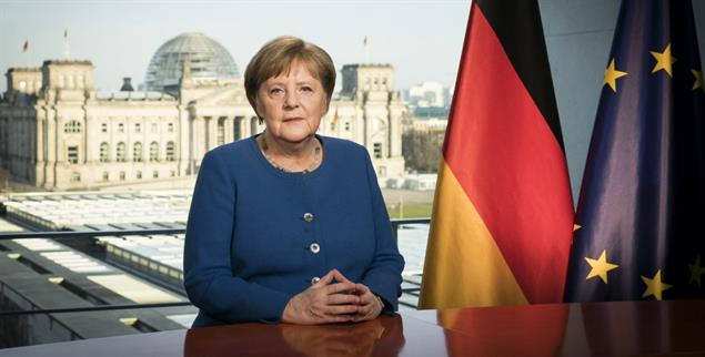 Bundeskanzlerin Angela Merkel (Foto: PA / ap / Steffen Kugler)