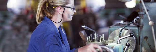 Ist das gerecht?: In Deutschland verdienen Frauen im Durchschnitt 21 Prozent weniger für die gleiche Arbeit wie Männer (Foto: pa/zerocreatives)