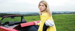 Caroline Peters spielt die Kommissarin Sophie Haas in »Mord mit Aussicht«: Sophie ist wie eine Extremform von mir, sagt die Schauspielerin (Foto: ARD/Jens van Zoest)