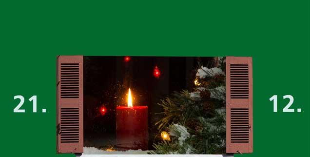 Warum zünden wir an Weihnachten Kerzen an? Nur, um es uns gemütlich zu machen? (Foto: istockphoto/tab1962)