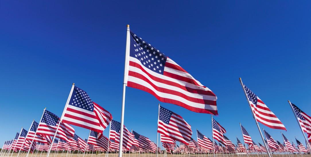 George Packer sieht sowohl die Linke als auch die Rechte in den USA als in sich gespalten und sich bekämpfend an. (Foto: istockphoto/jaflippo)