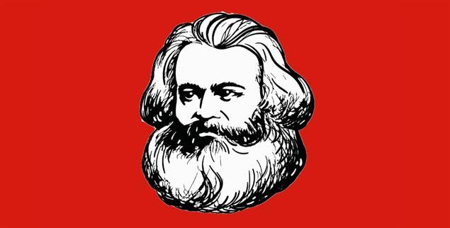 Wie viel Marx steckt in der Linkspartei von heute? (Foto: 123rf.com)