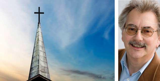 Um einen Sonntag in Muße zu erleben, braucht man Freiheit vom Konsumdruck: Wolfgang Kessler (rechts) sieht die aktuelle Kampagne von Kaufhausketten für einen selbstbestimmten Einkaufs-Sonntag auf dem falschen Weg. (Foto: istockphoto/sharply_done)