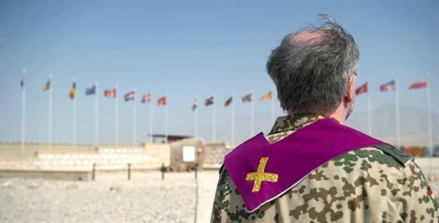 Pfarrer in Afghanistan: »Wir werden da dringend gebraucht«, sagt Jonathan Göllner