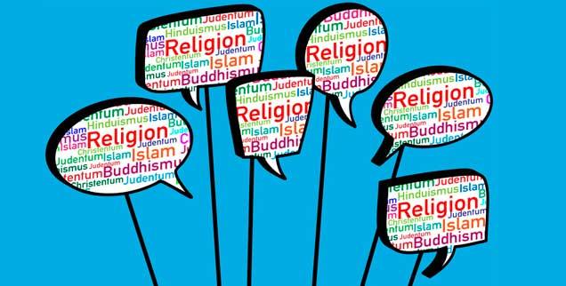 Fremde Religionen und Kulturen im eigenen Land empfinden die Deutschen mehrheitlich als bedrohlich (Foto: VRD/Fotolia.com)