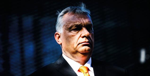 Leben wie die Habsburger in Ungarn: Orbán gebärdet sich wie ein Monarch (Foto: pa/Nur Photo/Zawrzel)