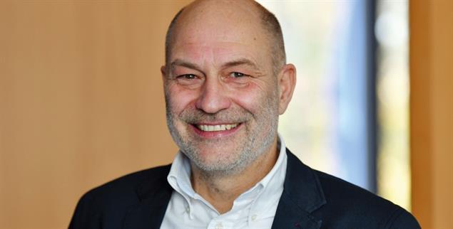 Ralf-Uwe Beck: »Demokratie ist kein Warteraum, sondern muss Marktplatz für Argumente sein.«(Foto: PA/DPA/ZB/Martin Schutt)