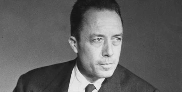 Albert Camus: Am 7. November 2013 wäre er hundert Jahre alt geworden. Sein paradoxes Glaubensbekenntnis lautete: »Ich rebelliere, also sind wir!« (Foto: pa/dpa)