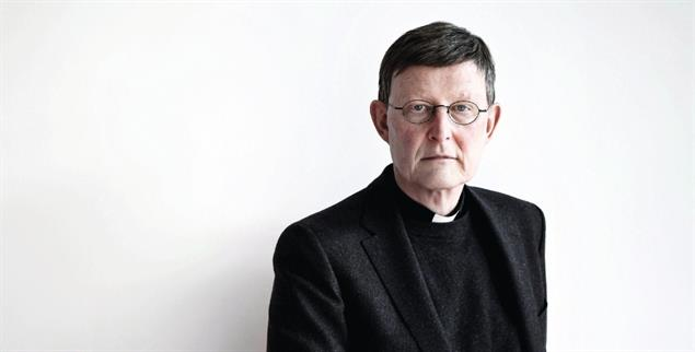 »Der Papst zählt auf mich«: Kardinal Woelki bleibt im Amt (Foto: Andreas Pein/laif)