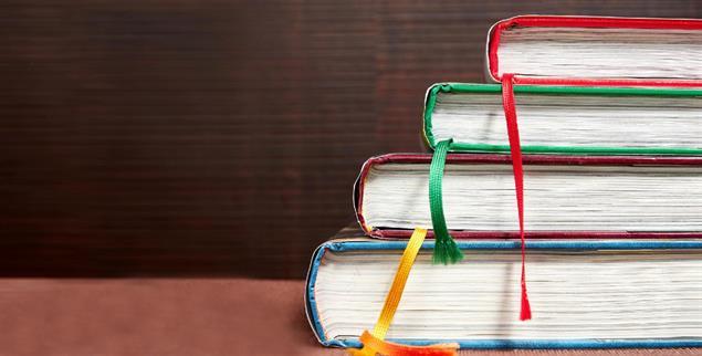 Bücher, die das Leben prägen: Vom Roman über Lyrik bis zum Latein-Wörterbuch (Foto: Getty Images/iStockphoto/serebryannikov)