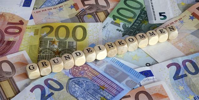 Bedingtes oder bedingungsloses Grundeinkommen? (Foto: pa/Steinach)