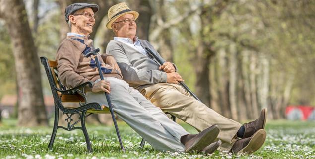 Ist das Rentensystem zukunftsfähig? (Foto: istockphoto/Ljupco)