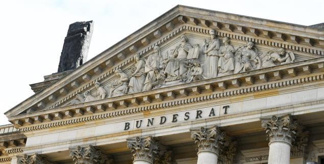 Bundesratsgebäude in Berlin (Foto:pa/Rothermel)
