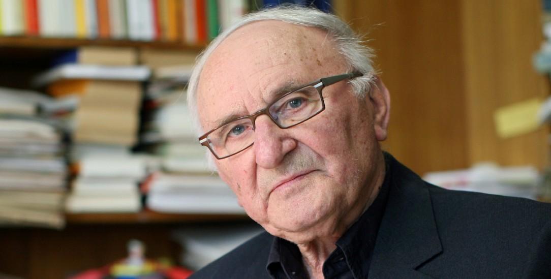 Johann Baptist Metz (1928 - 2019)(Foto: pa/dpa/Friso Gentsch)