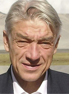 Wolfgang Kubin (Foto: privat)