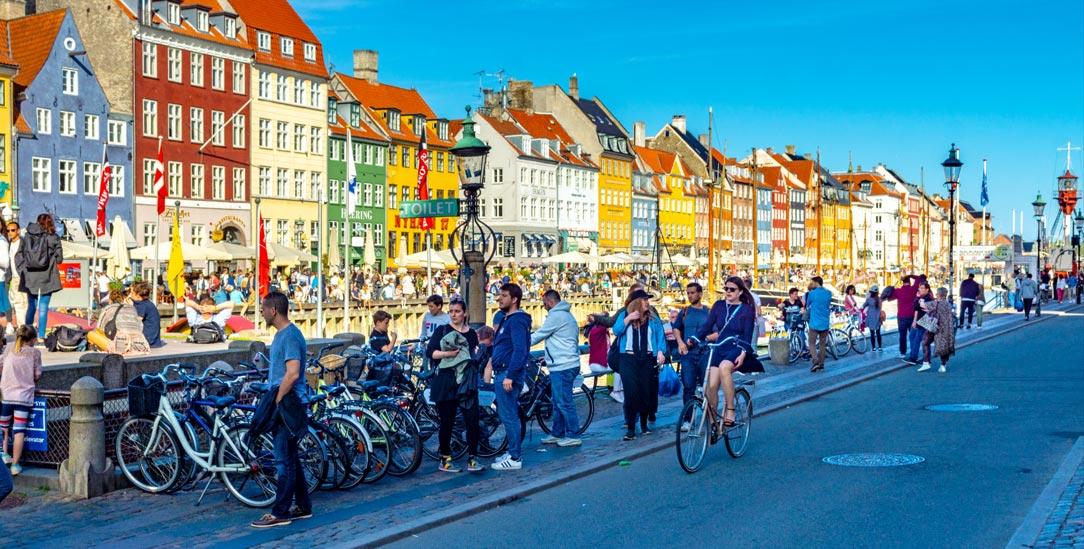 Neidisch auf Kopenhagen: Radfahrer haben den größten Anteil am Verkehr in der dänischen Hauptstadt (Foto: iStock by Getty/Alphotographic)
