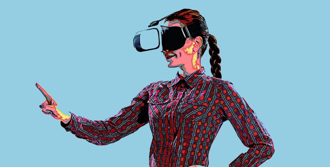 Weltreise per Brille: Im Coronajahr 2020 fliegt die Kolumnistin mit einer virtuellen Brille über den Globus (Foto: Aleksandr Khakimullin / Alamy Stock Photo)
