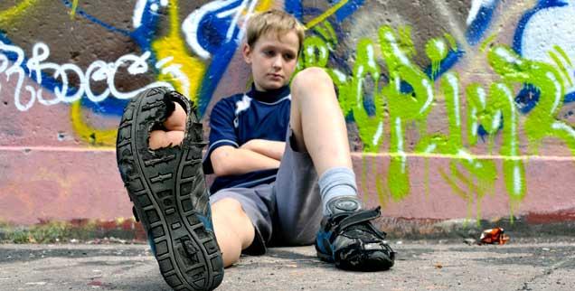 Die Kinderarmut wächst, obwohl die Wirtschaftslage gut ist. Was läuft falsch in Deutschland? (Foto: pa/Allgöwer)