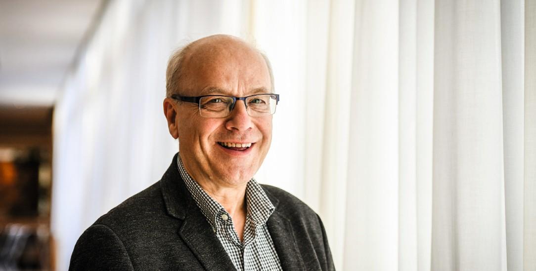 Aufklärer, Seelsorger, Pädagoge: Der Jesuit Klaus Mertes ist Direktor des Kollegs St. Blasien, eines Gymnasiums mit Internat.im Schwarzwald. Vor zehn Jahren machte er den sexuellen Missbrauch am Canisius-Kolleg öffentlich. (Foto: KNA)