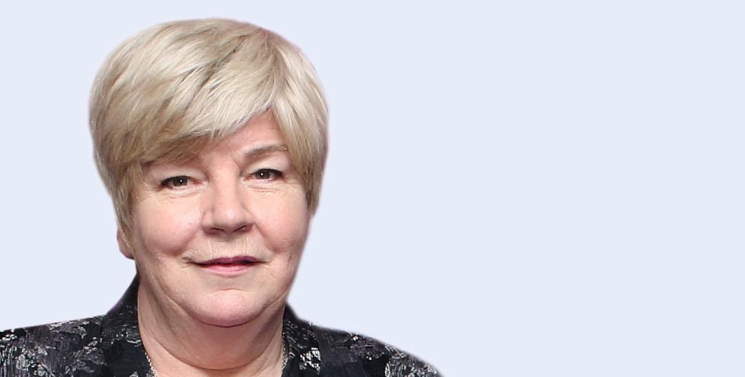 An der Versöhnung in Nordirland hatte Mary Montague einen großen Anteil. Sie arbeitet seit mehr als 40 Jahren als Mediatorin dort und in anderen Konfliktregionen (Foto:privat)